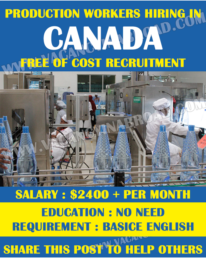 Production Workers Demand in Canada